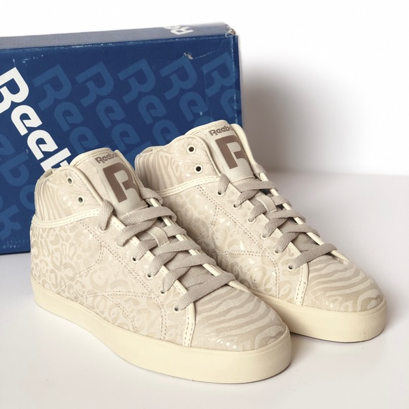 Reebok T-Raww Collection High-Top Sneakers. M 5a6ff069a6e3ea243c10c589 24ea84d48